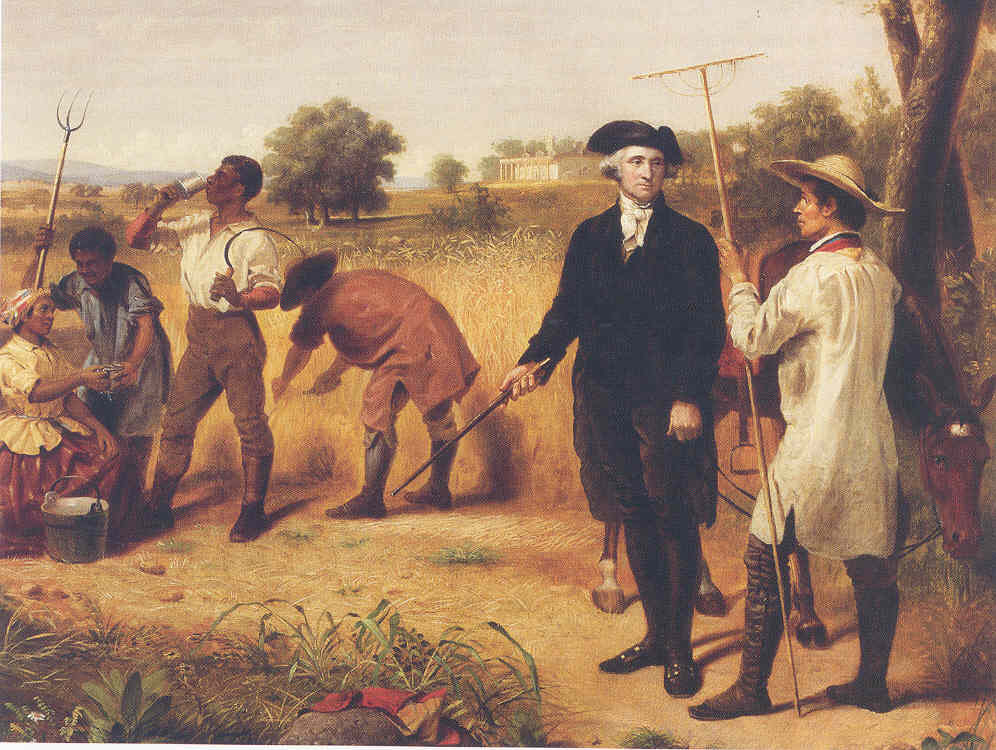 George Washington by Bizzy Vinton on Prezi