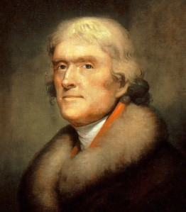 Thomas Jefferson, Gentleman Farmer