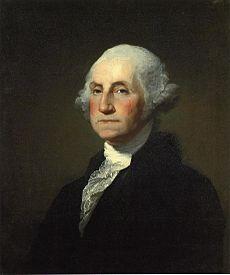Gilbert Stuart Portrait