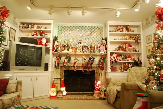 Santa Claus John Bartram Kirk R. Brown