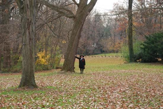 John Bartram Kirk R. Brown Awbury Arboretum