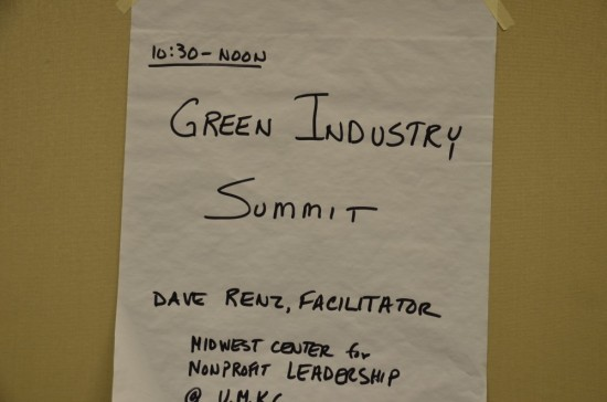 National Green Center Summit for Industry Leadership