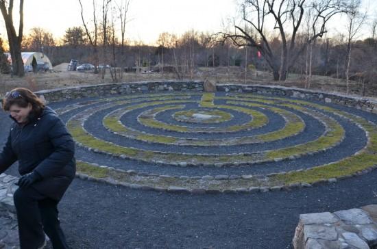 Temple Ambler, Labyrinth, Kirk R. Brown, John Bartram