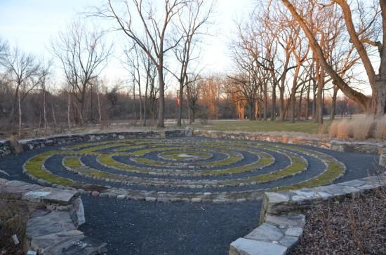 Labyrinth, Temple Ambler, Kirk R. Brown, John Bartram