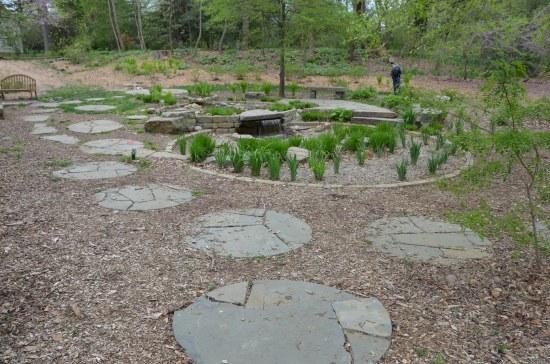 Rutgers Gardens, Rain Gardens, Kirk R. Brown, John Bartram, Sustainability and the American Dream