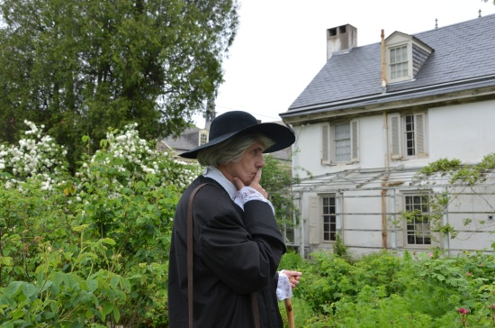 John Bartram, Wyck House, Rose Garden, Botanic Art Exhibit, Scattergood Foundation Becentennial
