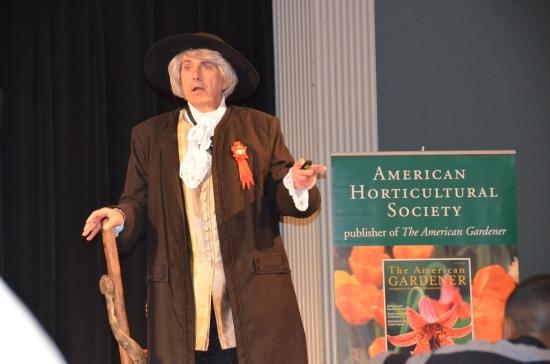 John Bartram American Horticultural Society