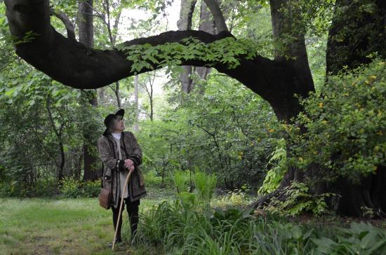 Awbury Arboretum, Kirk R. Brown, John Bartram, International Society of Arboriculture