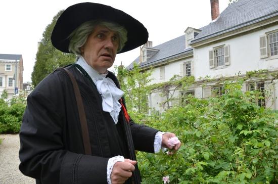 Wyck, Quaker Horticulture, John Bartram, Kirk R. Brown
