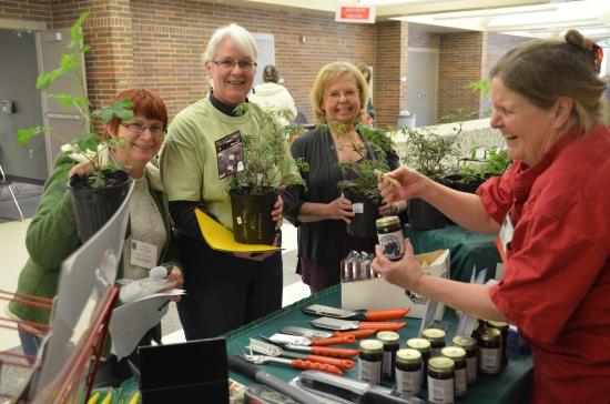 Michigan Herb Associates, John Bartram, Kirk R. Brown, Sambucus canadensis, Lansing MI