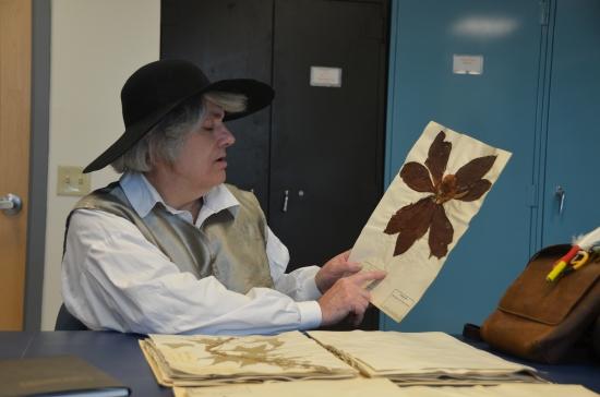 John Bartram, Kirk R. Brown, Humphrey Marshall, West Chester University, Tree Campus USA, Darlington Herbarium