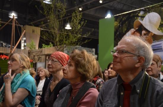 John Bartram Lives, Kirk R. Brown, Gardeners Studio, Philadelphia Flower Show, Pennsylvania Horticultural Society